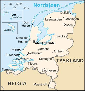 Elver i nederland
