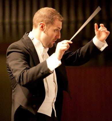 Depiction of Director de orquesta