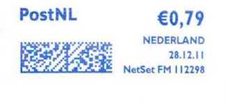 Netherlands stamp type SB1.jpg