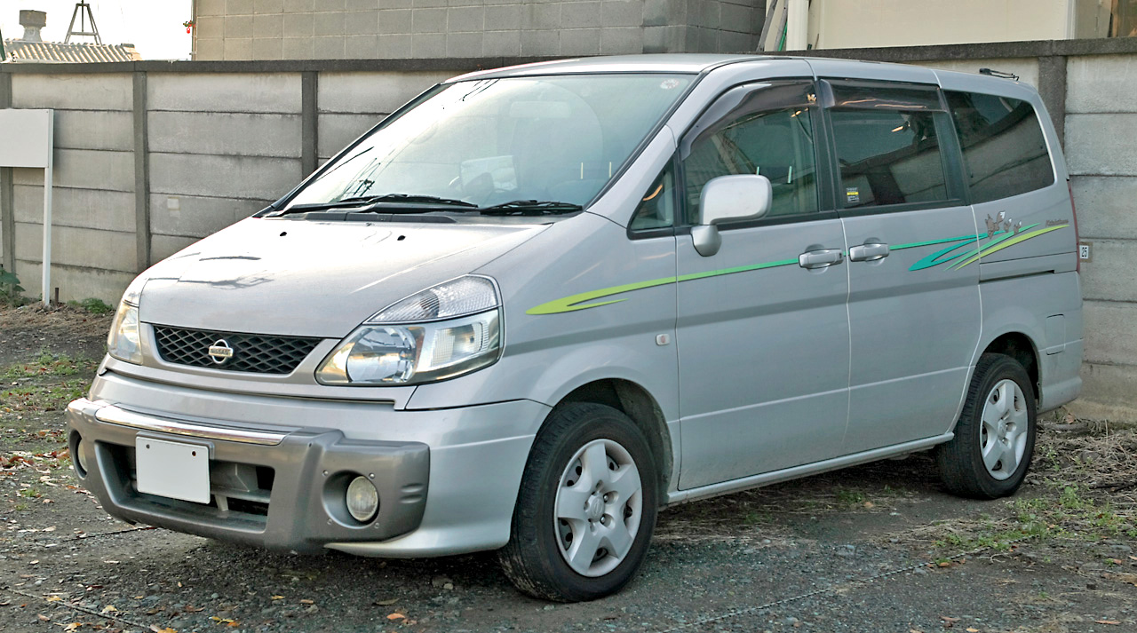 New Car Pictures, Prices And Reviews: Nissan Serena, Get