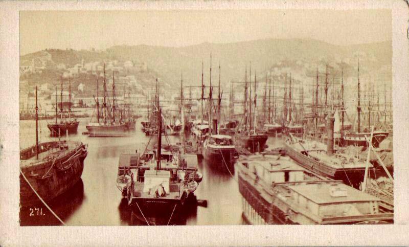 File:Noack, Alfred (1833-1895) - n. 271 - Genova - Il porto.jpg
