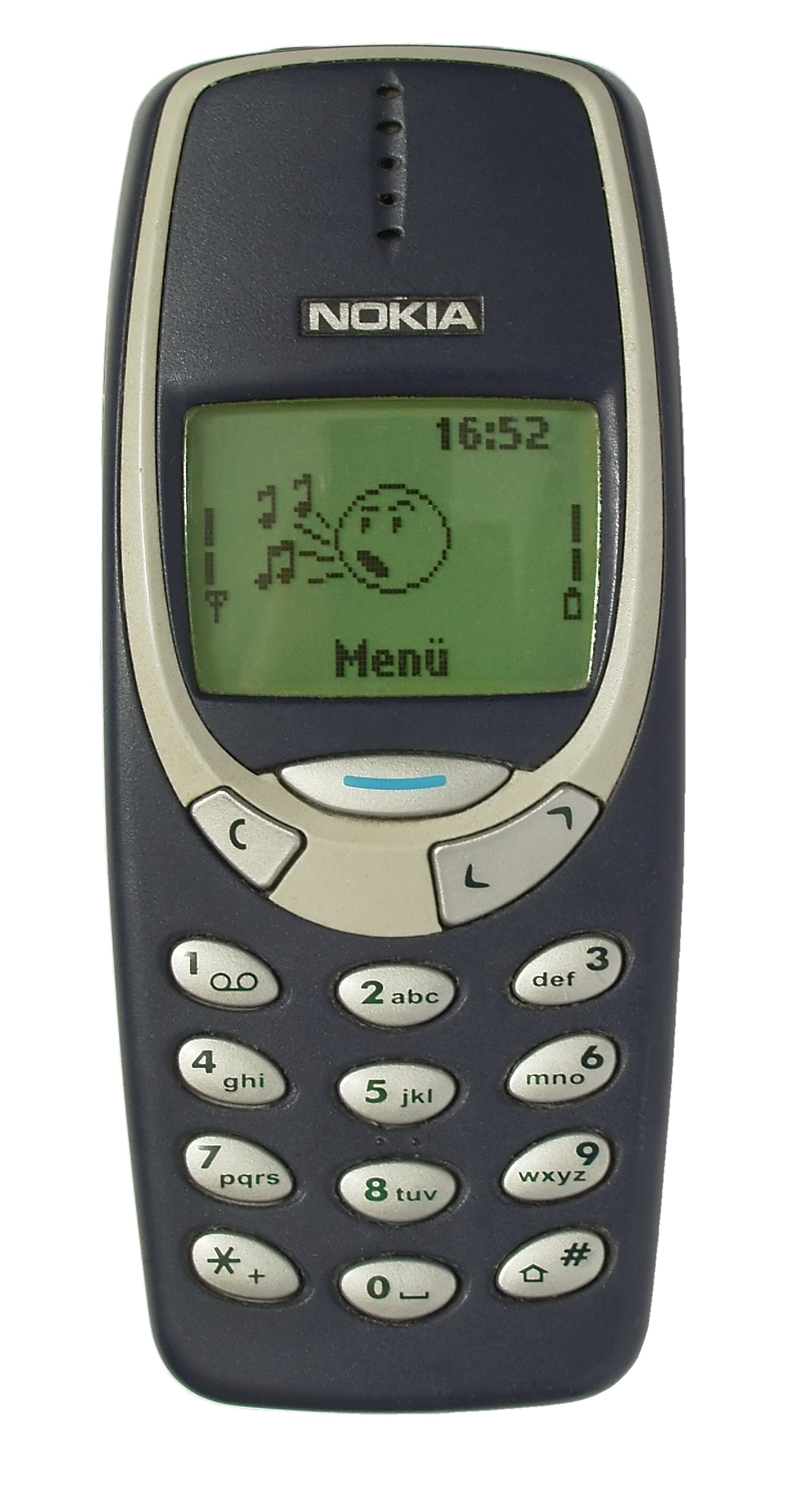 File Nokia 3310 Blue R7309170 Wp Jpg Wikimedia Commons