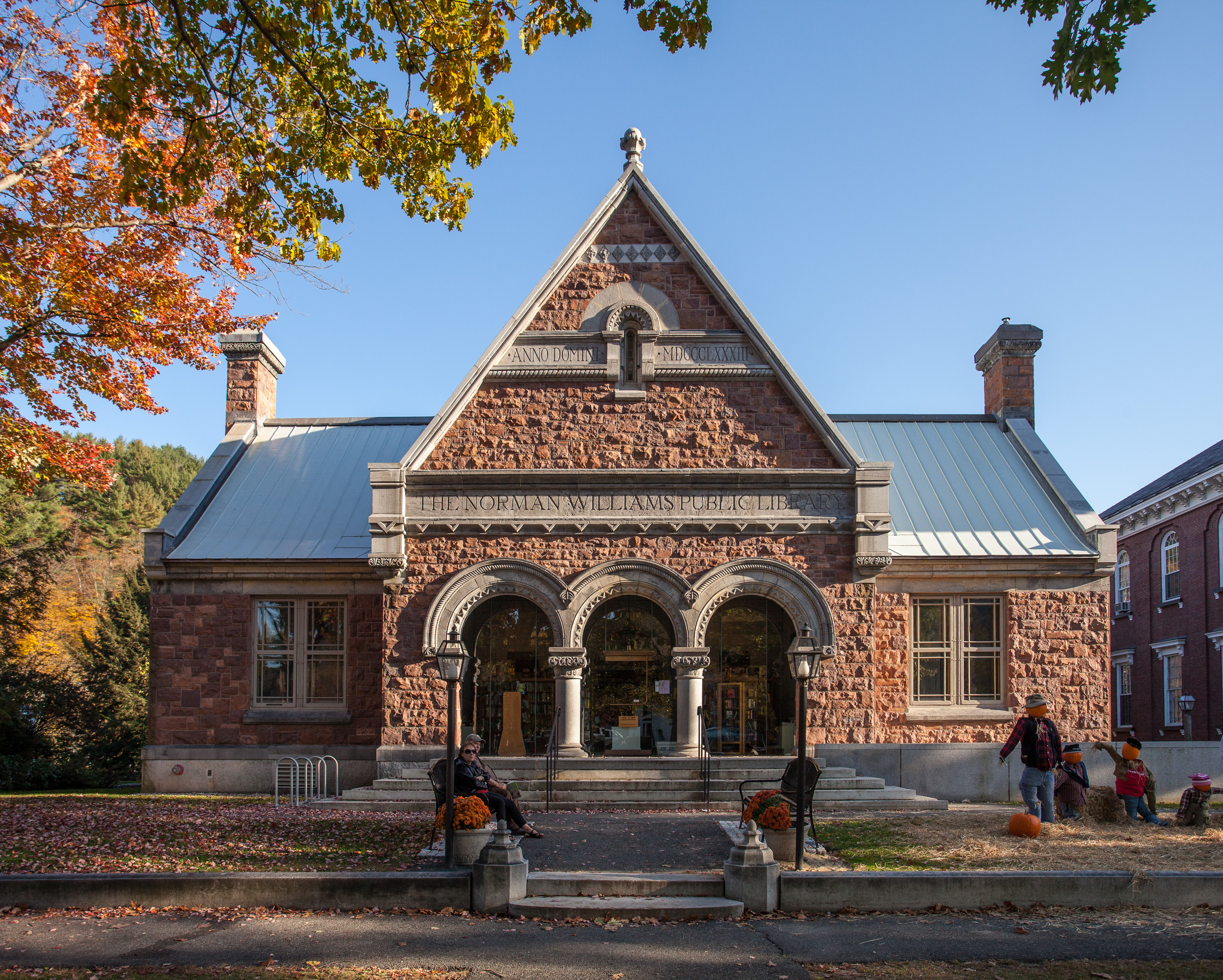 Image result for norman williams public library