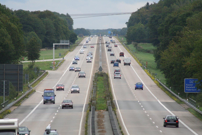 Autobahn Landebahn