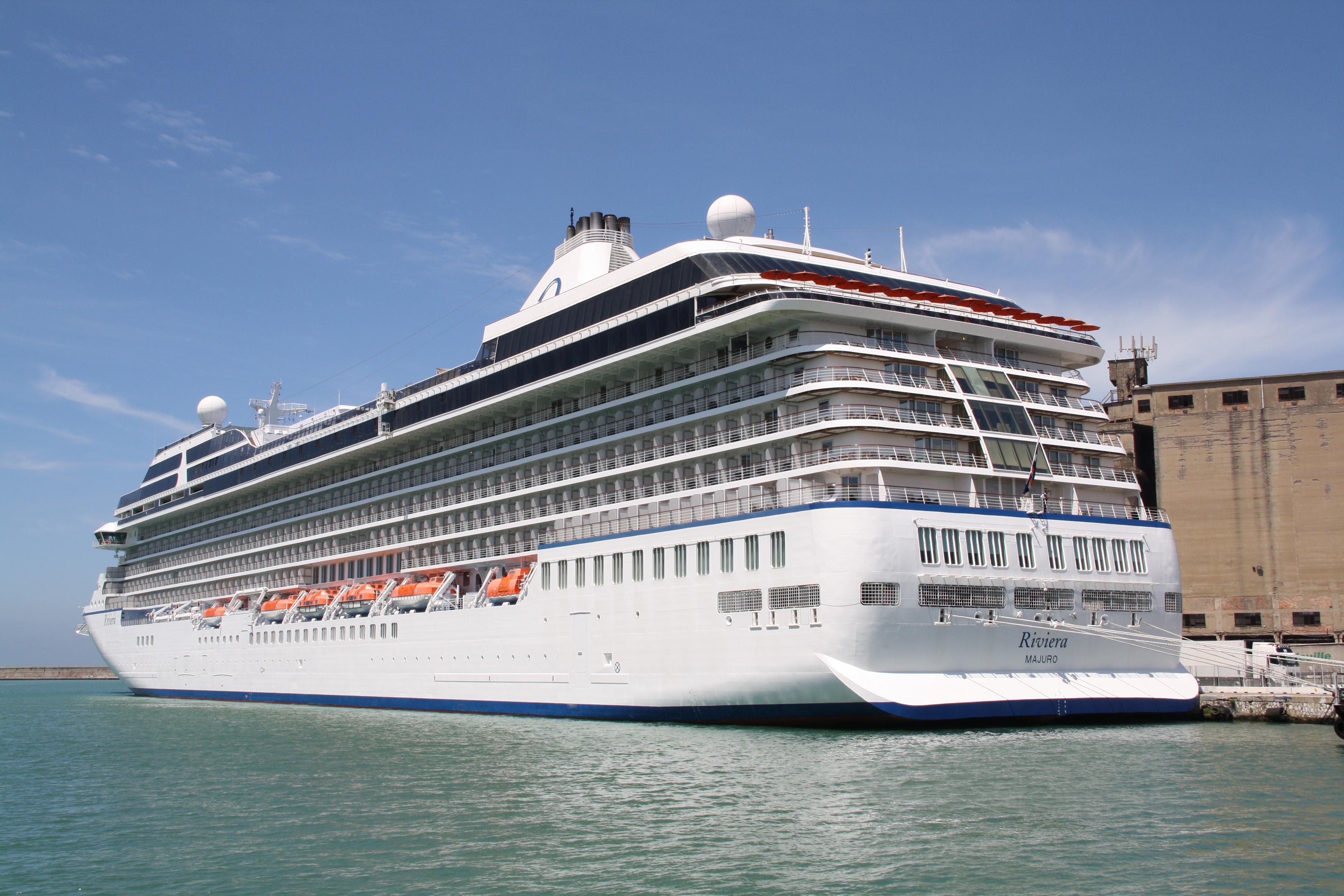 Oceania Cruise Ship Riviera | Fitbudha.com