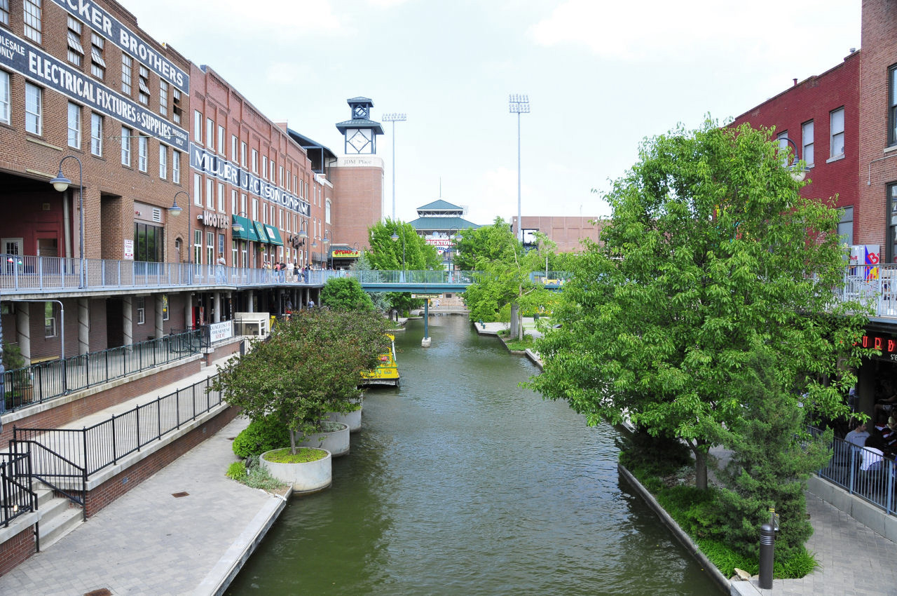 bricktown oklahoma city wikipedia