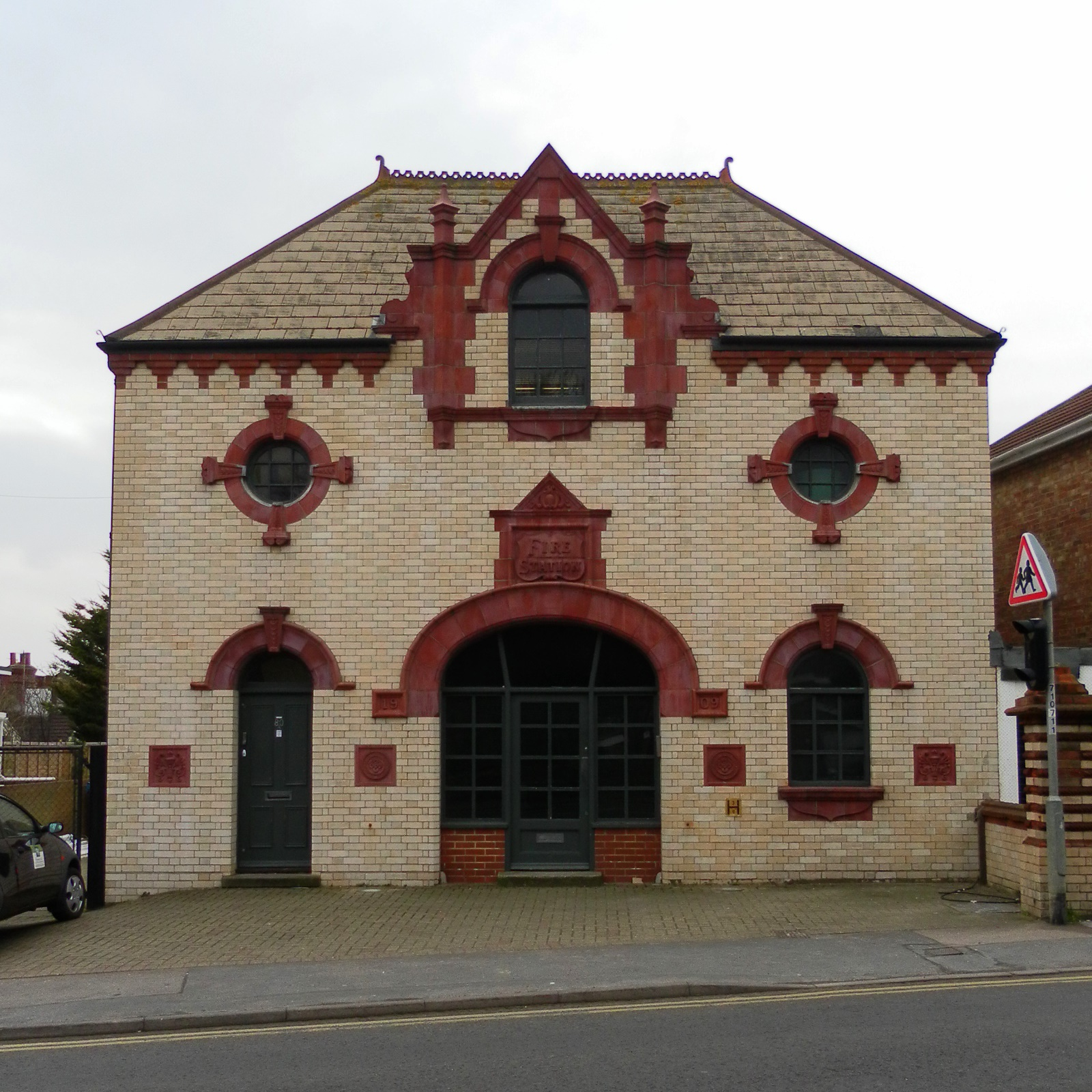 Old Building In Portslade