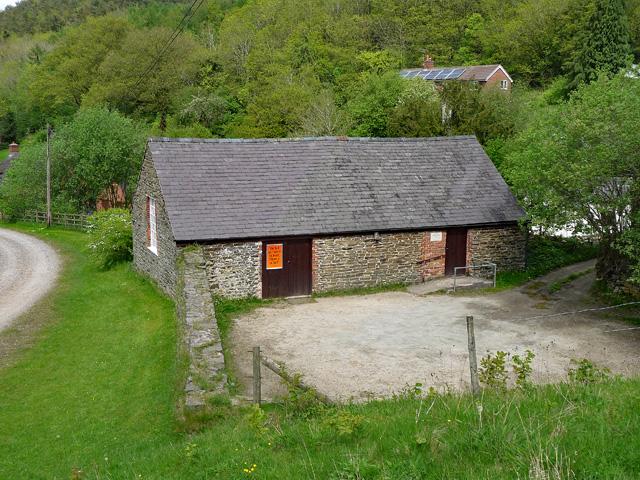 Ore House, Snailbeach