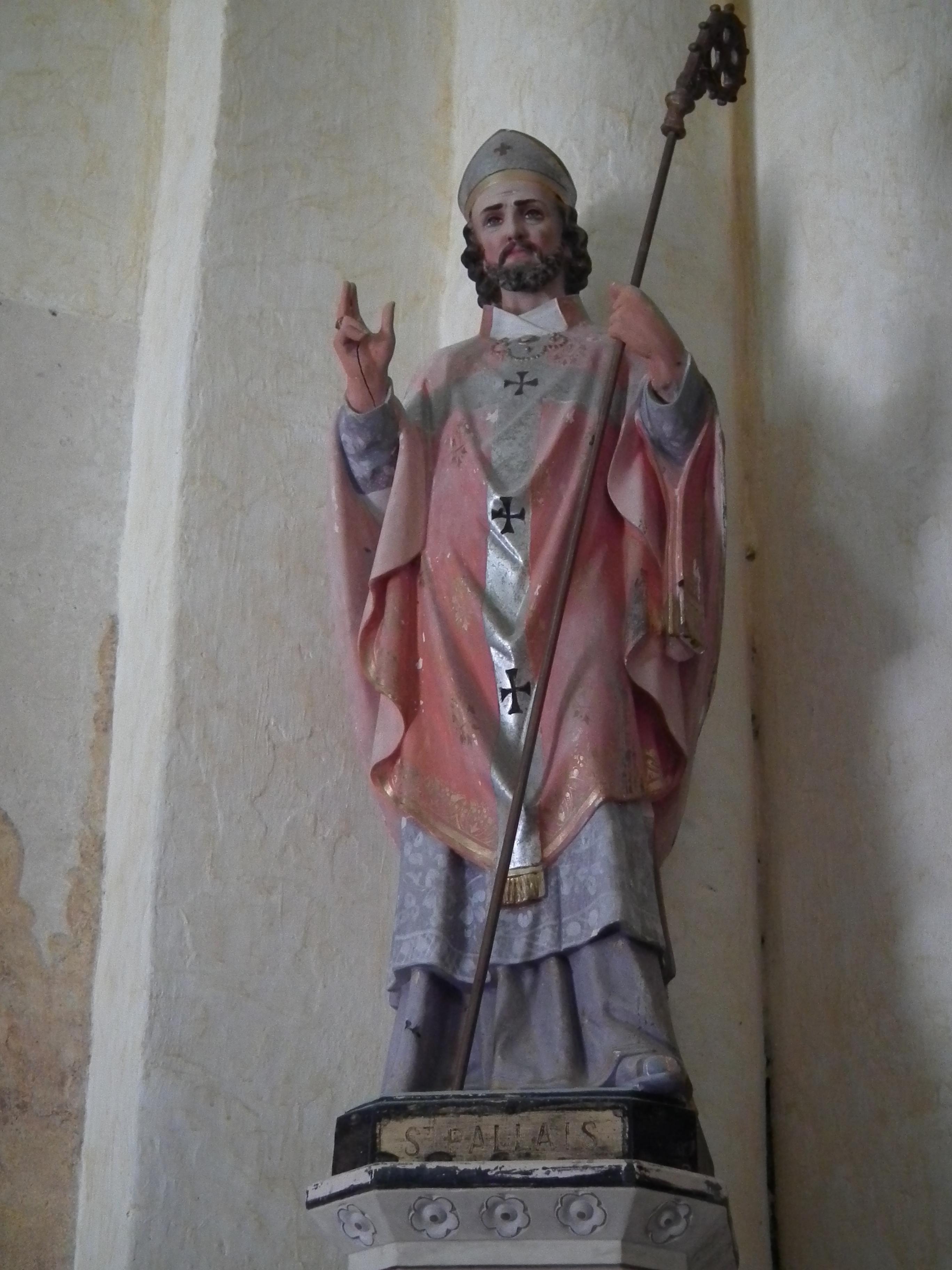 Pallais de Saintes