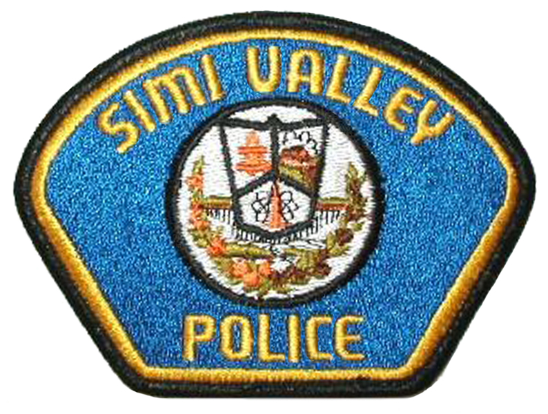 Simi Valley Police Car Show