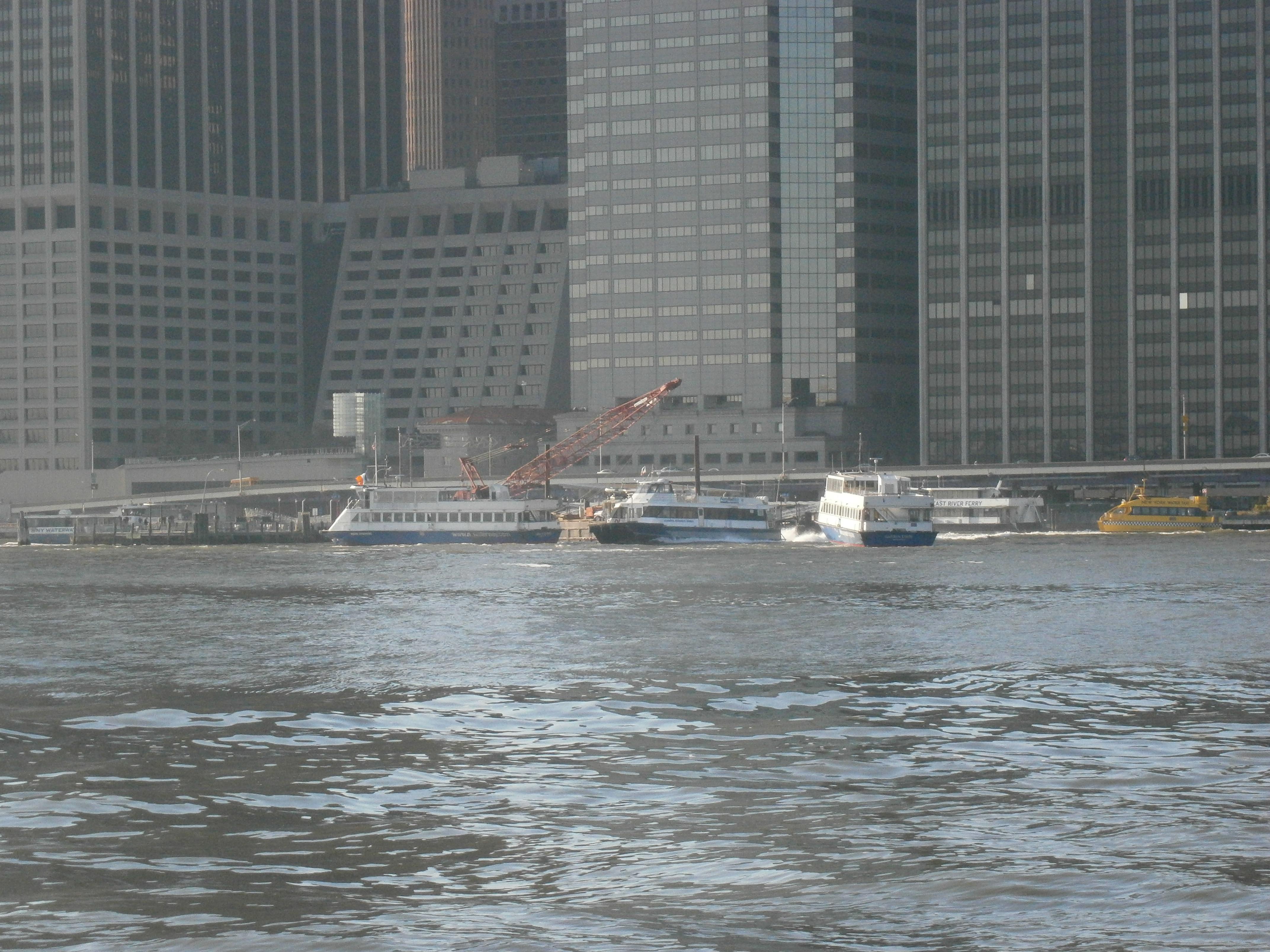 Pier 11/Wall Street - Wikipedia