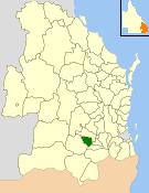 Shire of Pittsworth Local government area in Queensland, Australia