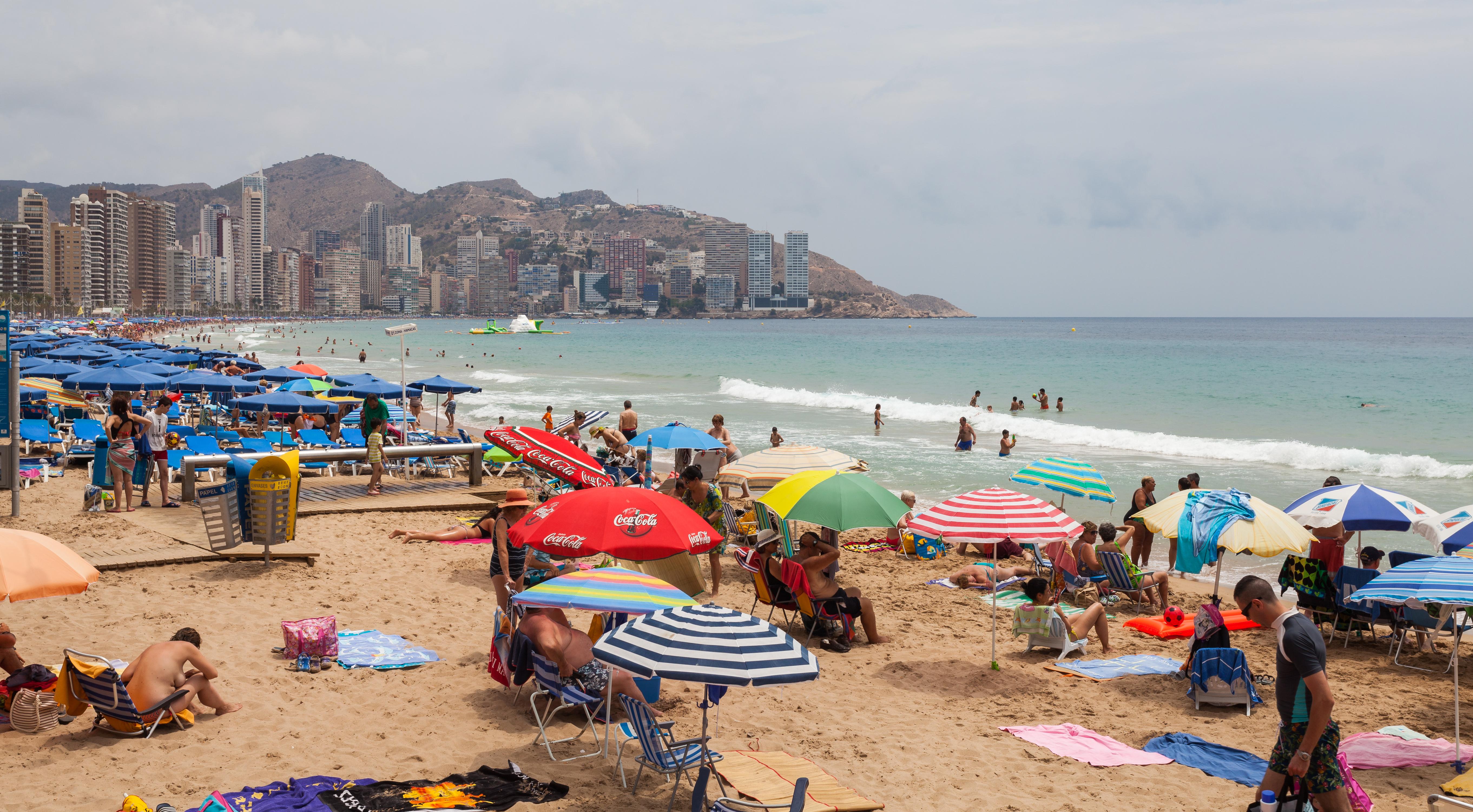 playas espana levante