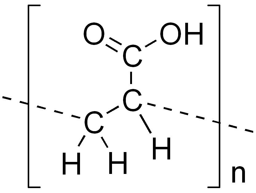 Polyacrylic acid - Wikipedia