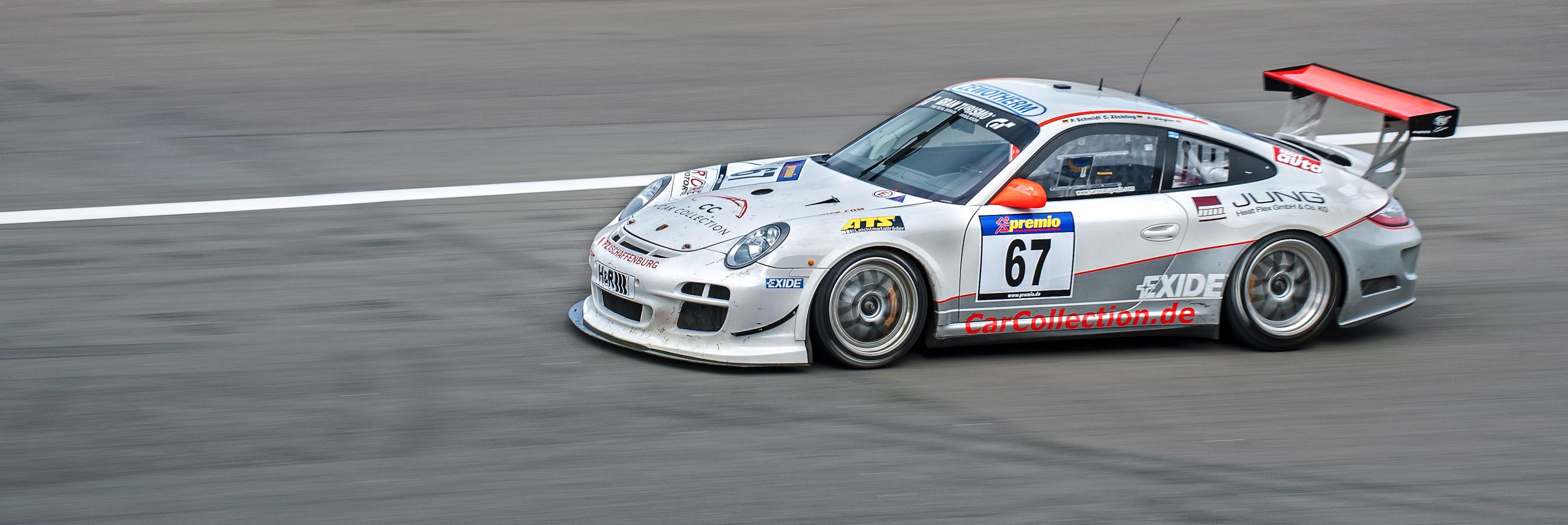 Porsche Gt Cup Car For Sale