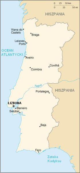 Portugal CIA map PL.jpg