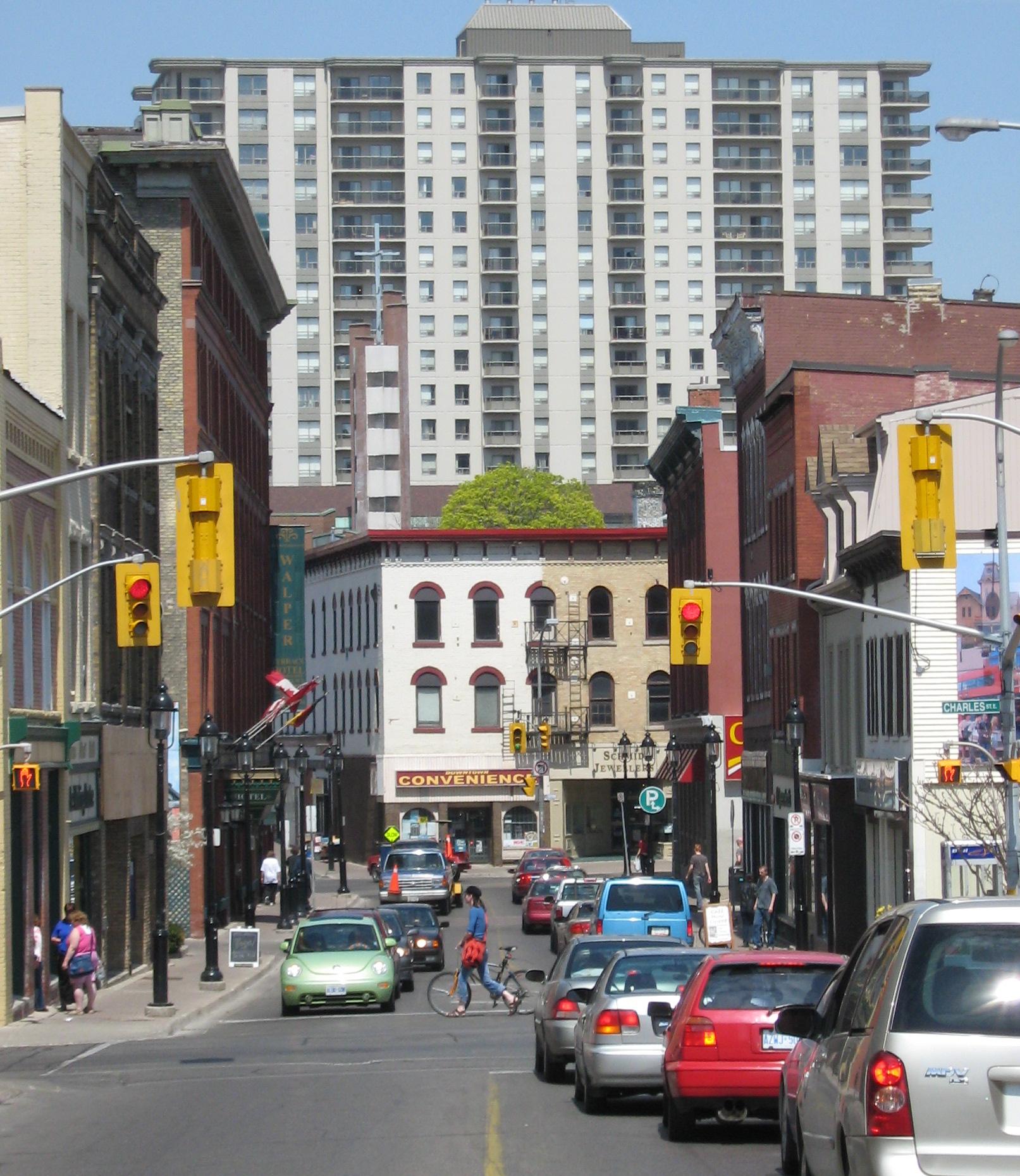City Of Kitchener Ontario Population
