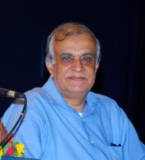 Rajiv Malhotra.