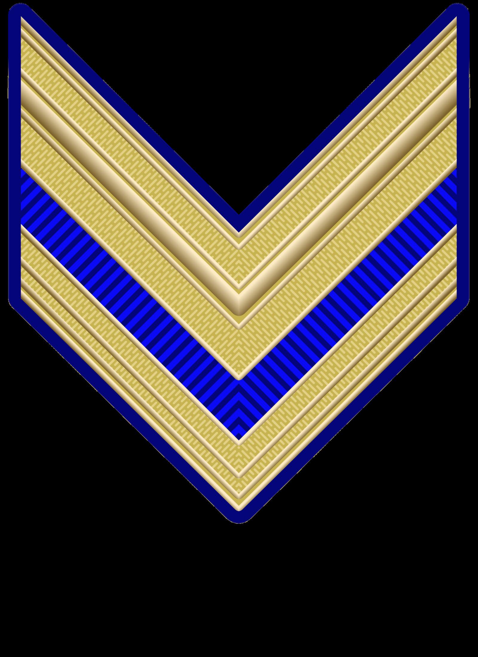File:Rank insignia of sergente paracadutista of the ...
