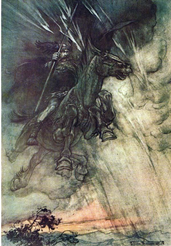 El fascinante origen de Loki, el maestro del engaño