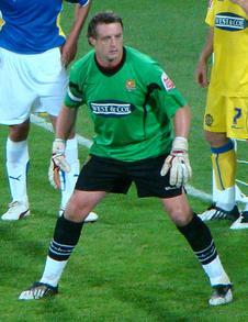 Tony Roberts (footballer) Welsh footballer