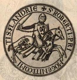 Robert III, Count of Flanders Count of Flanders