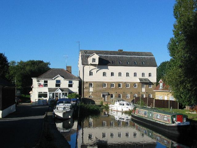 Roydon Mill - geograph.org.uk - 112068