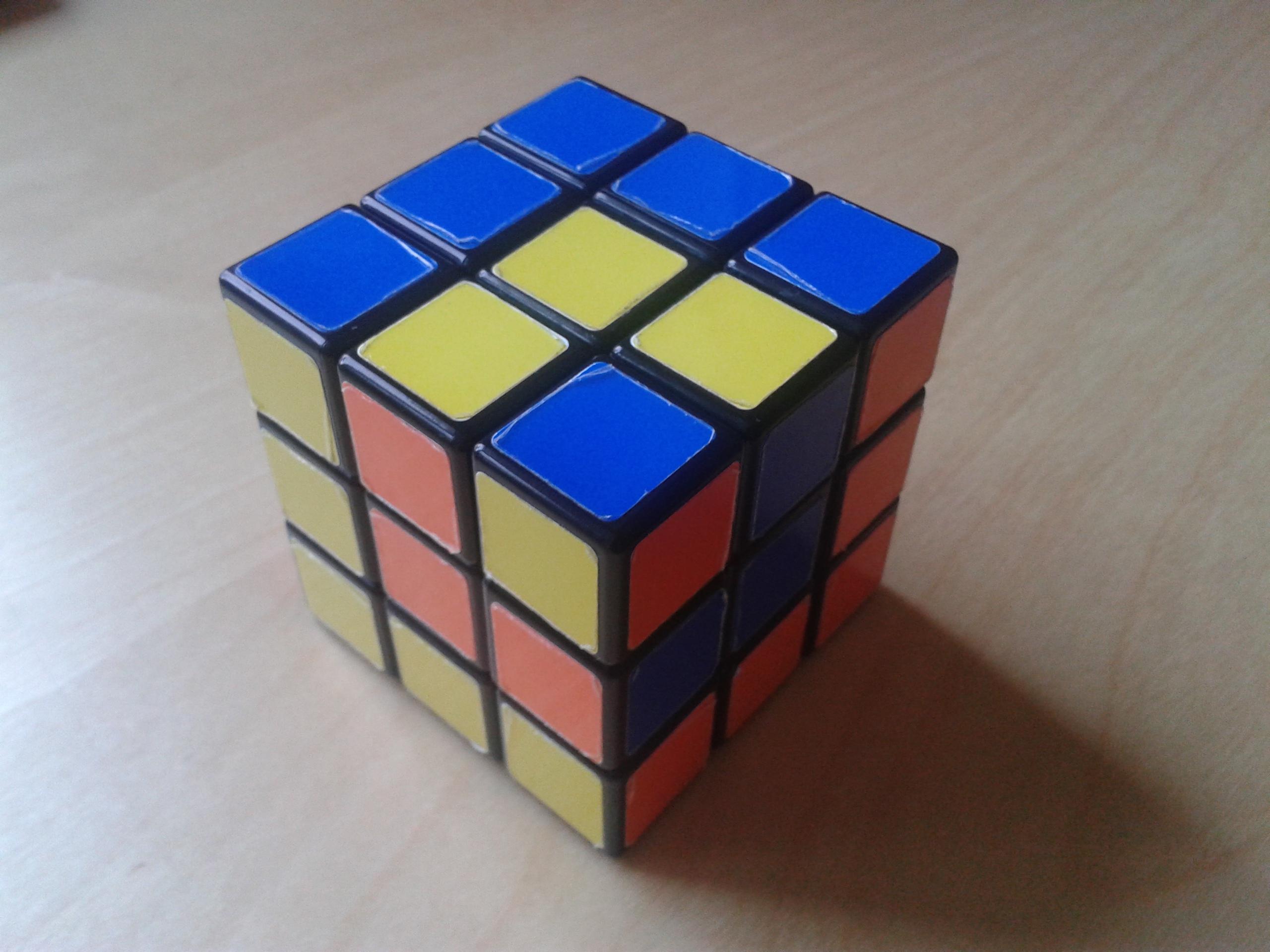 Cool Rubiks Cube Patterns Interesting Design