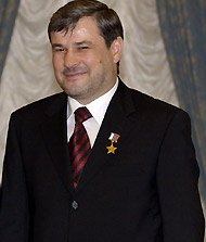 Ruslan Yamadayev Chechan warlord