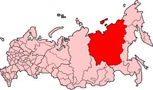 Yakutistan'ın Yeri