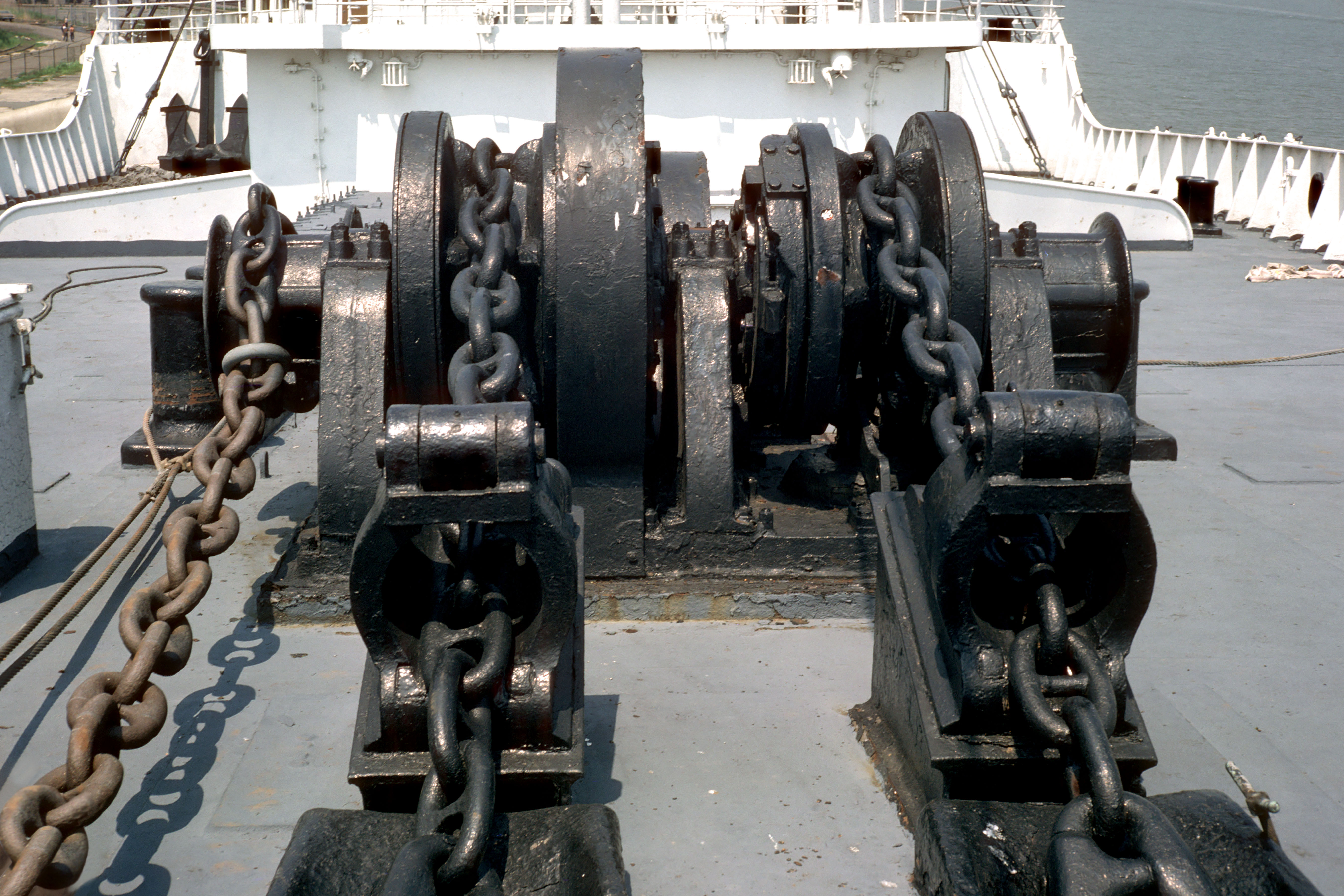 Anchor Windlass Mooring Winches Koyo