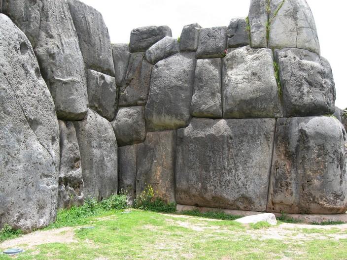 Tradicionalne kuće , jedinstvena gradnja  Sacsayhuaman_Inca