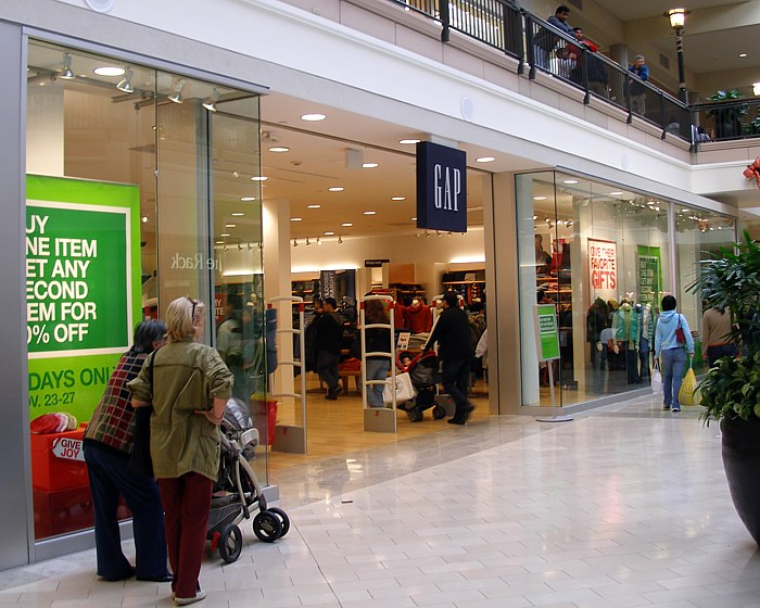 Is there a gap store in Germany?