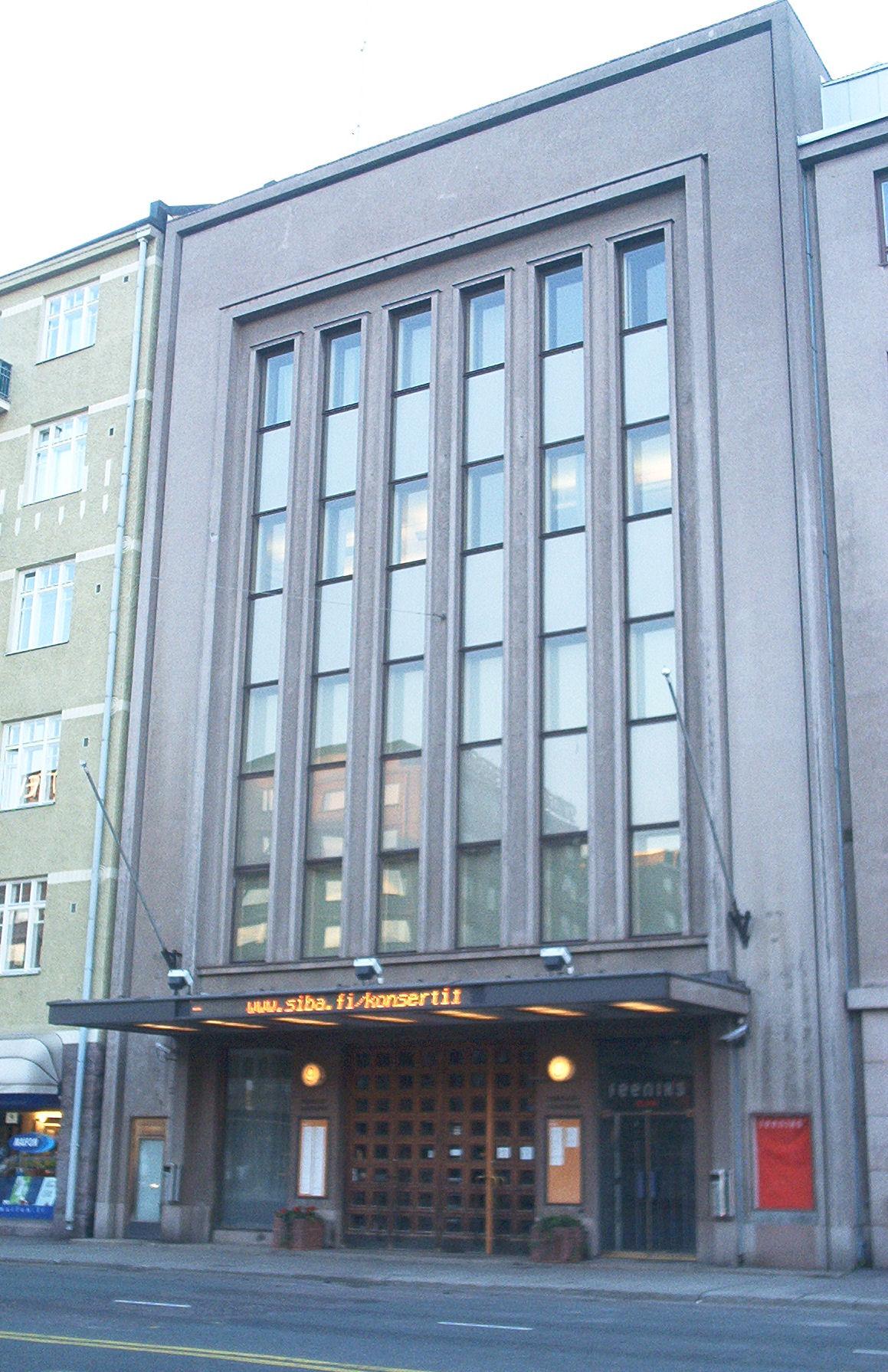 Sibelius Akatemia Kirjasto