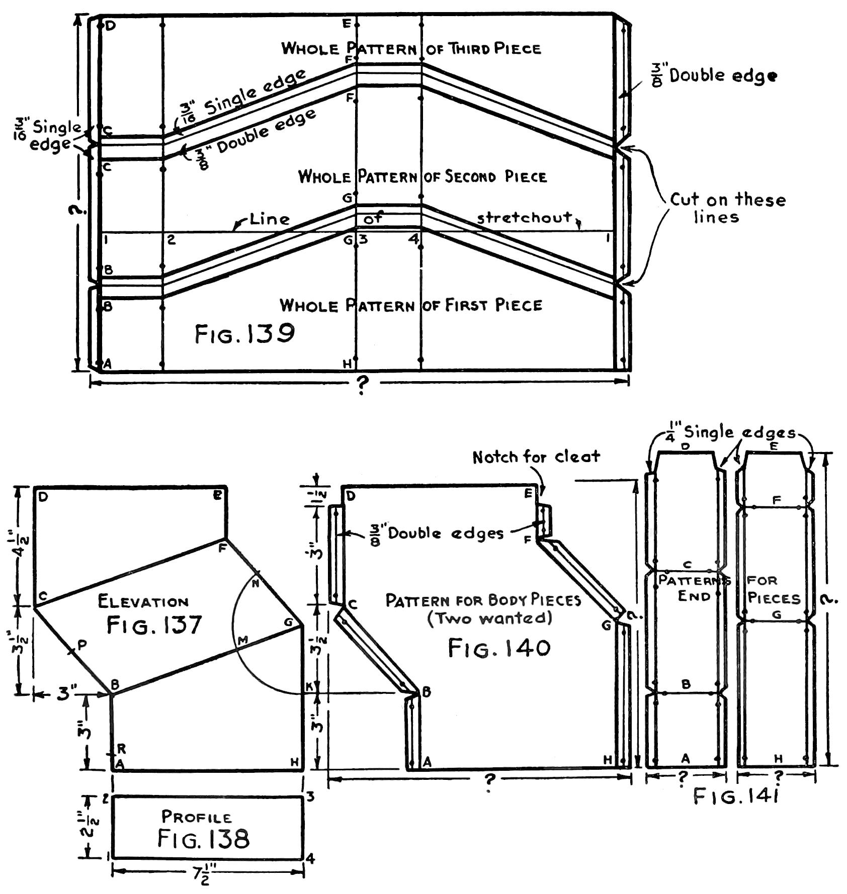 Page Sheet Metal Drafting Djvu 115 Wikisource The Free