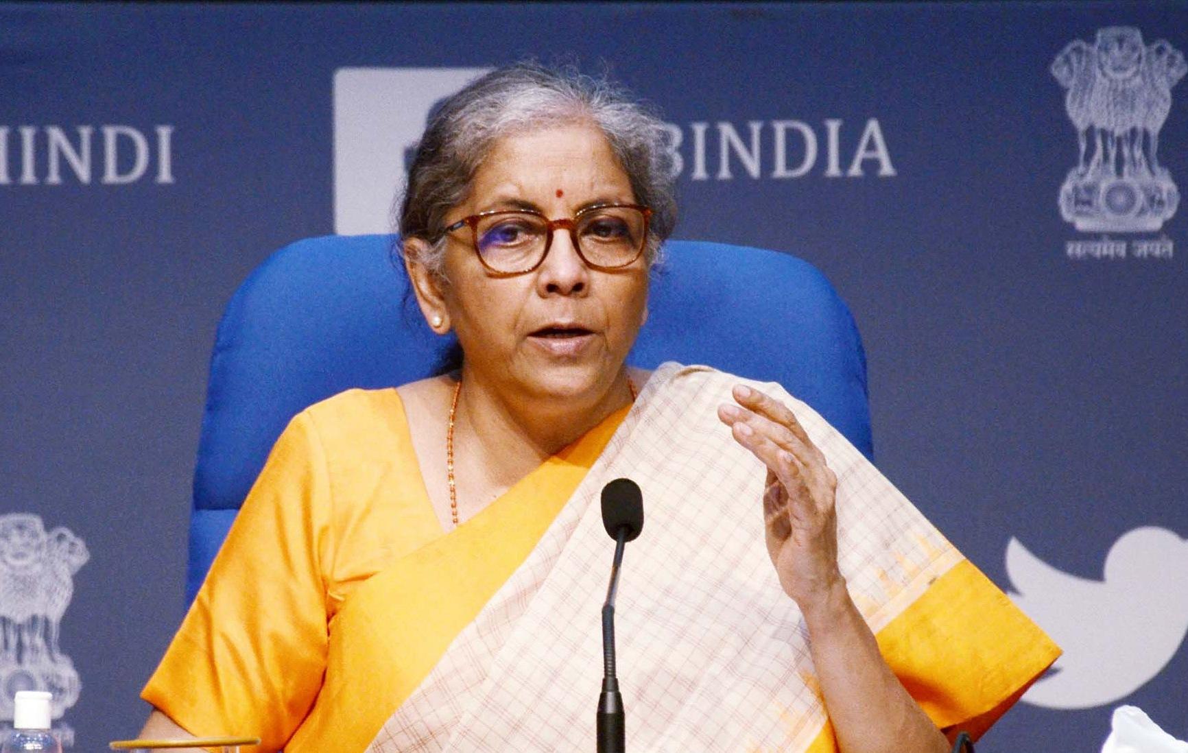 India's Finance Minster