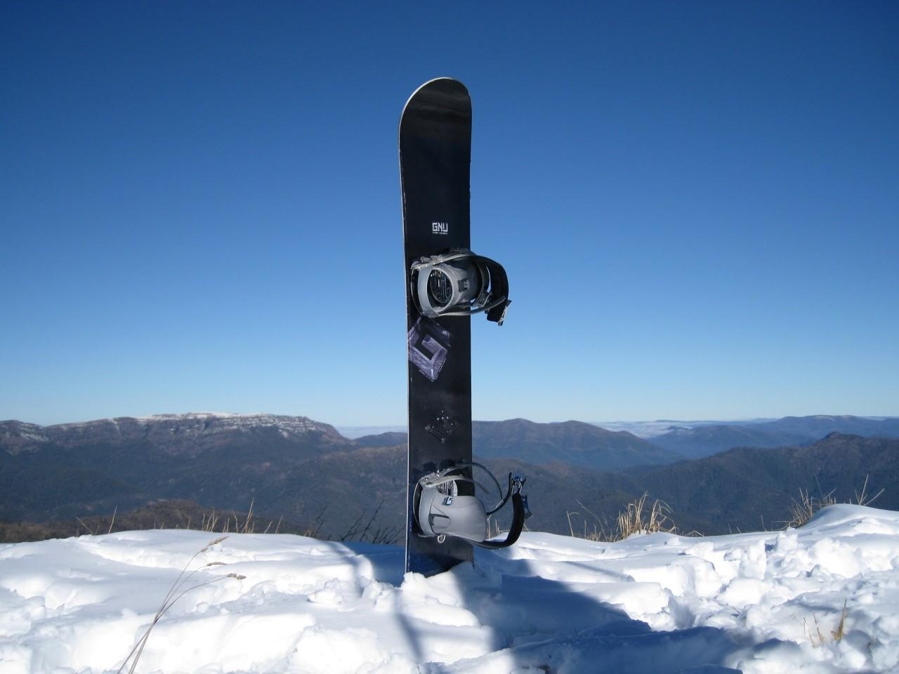 snow snowboard