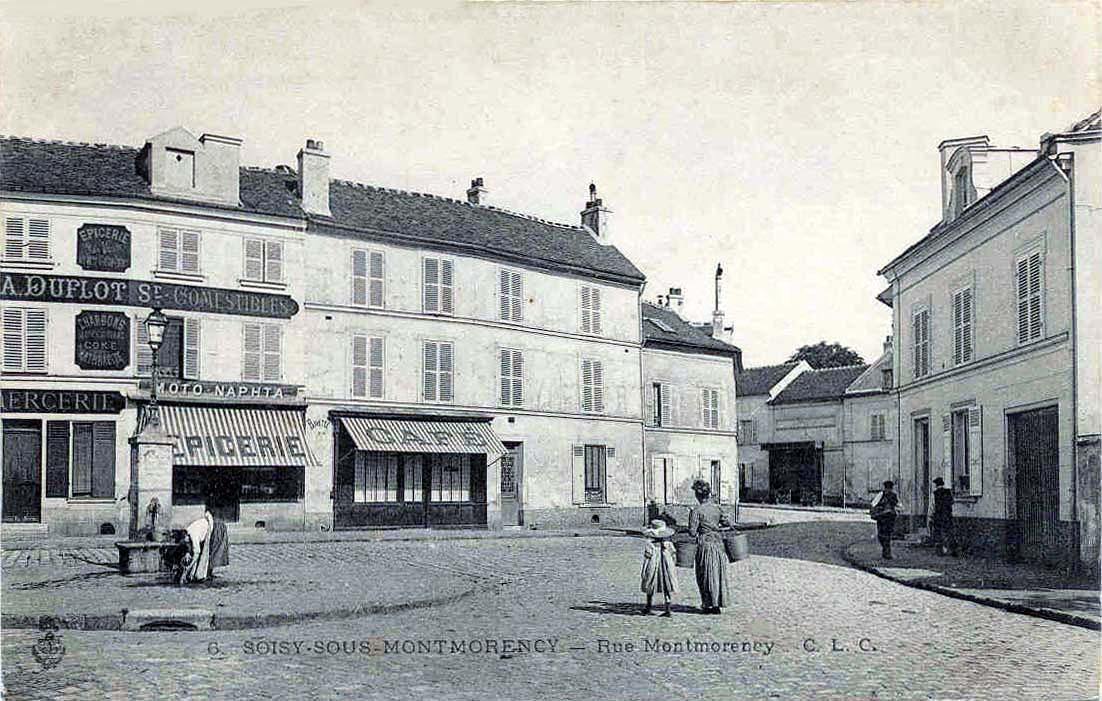 Soisy Sous Montmorency