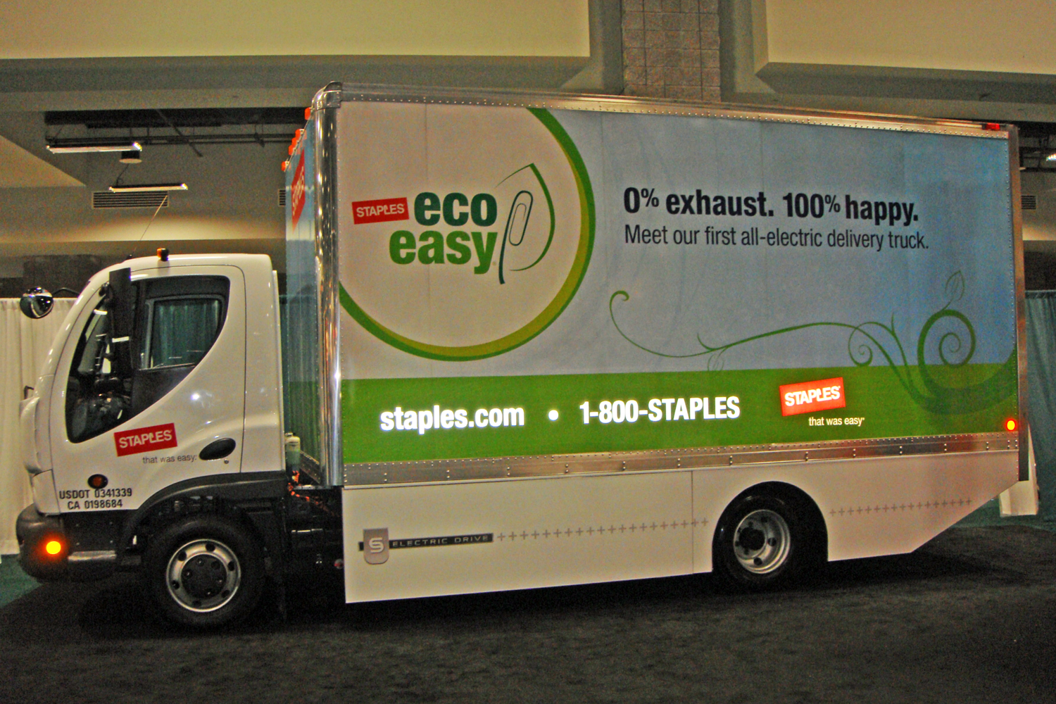 File Staples Hybrid Sel Electric Delivery Truck Was 2010 8910 Jpg