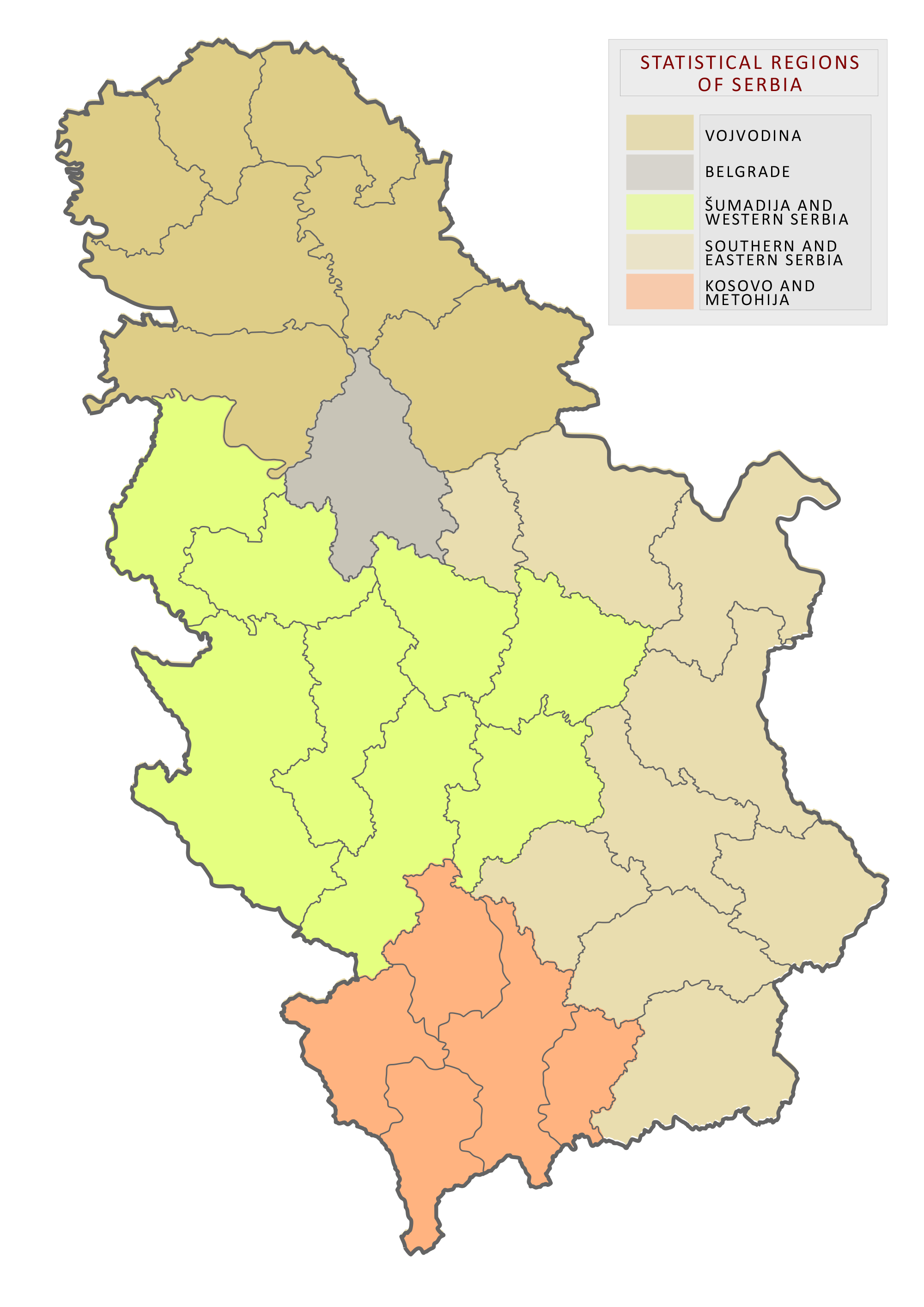 FileStatistical regions of Serbiapng Wikimedia Commons