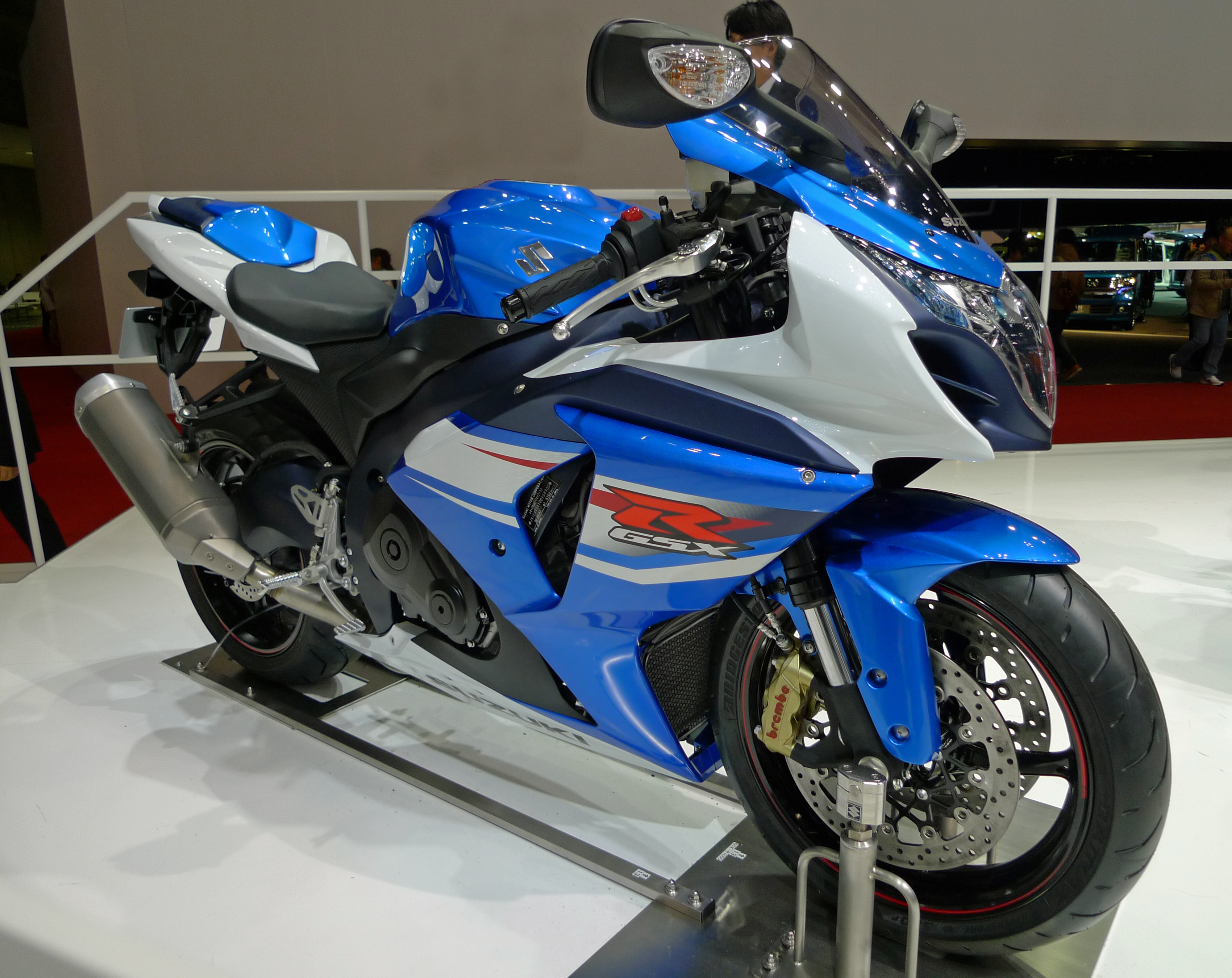 Build Your Own Suzuki Gsxr