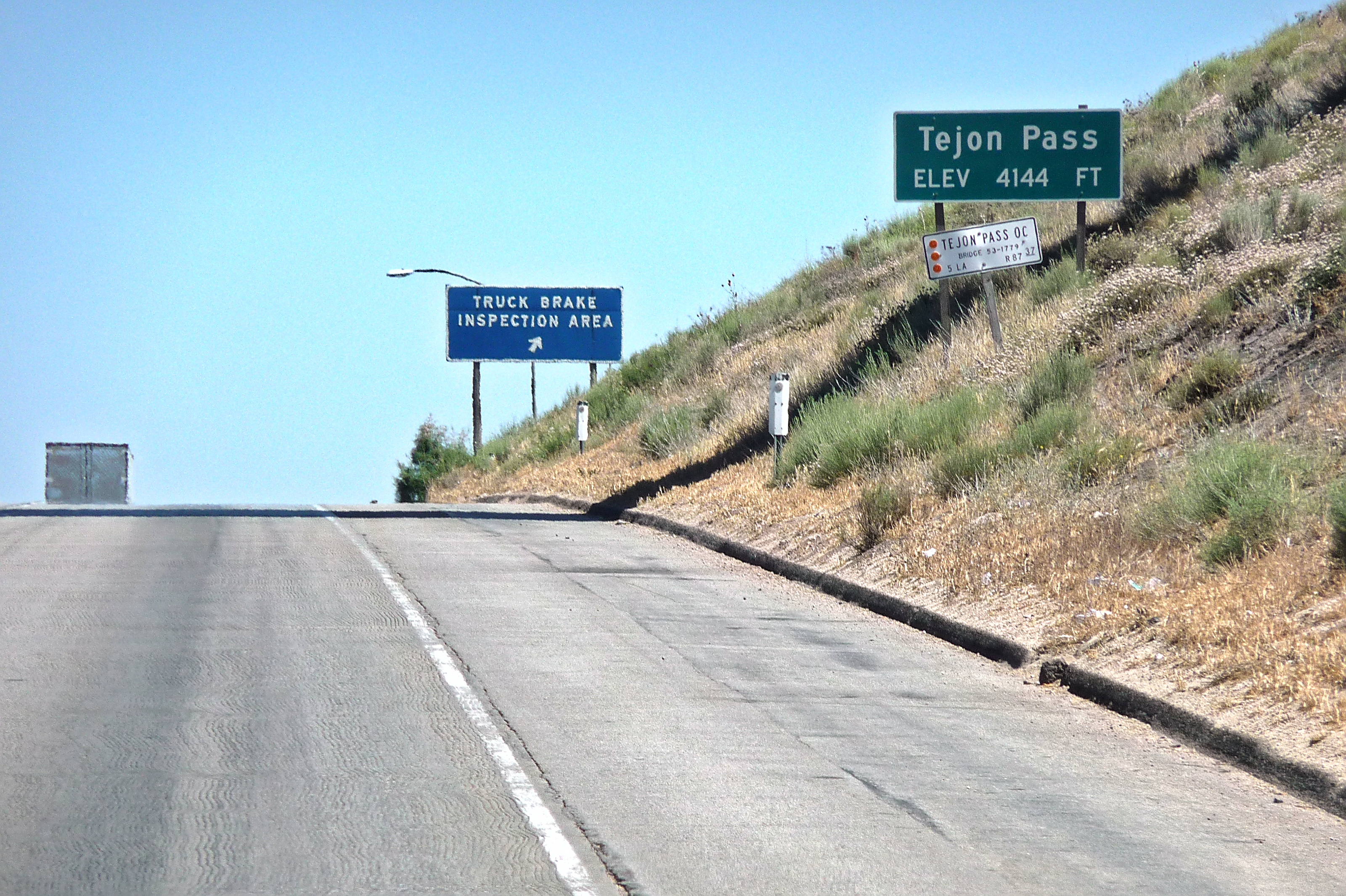 Tejon Pass - Wikipedia