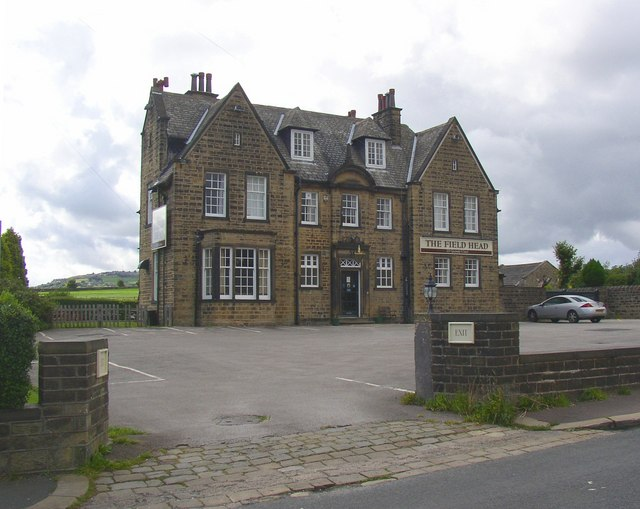 Creative Commons image of The Field Head in Huddersfield