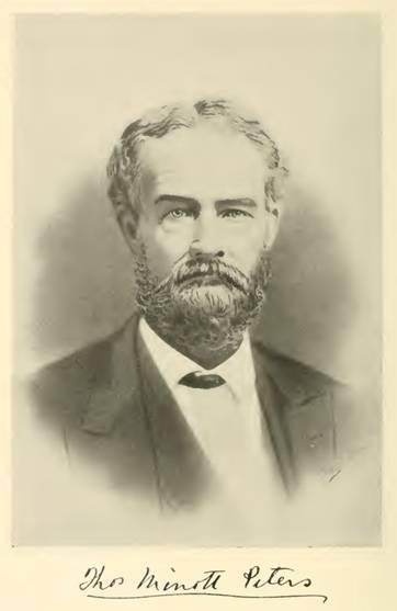 University Of Tennesse >> Thomas Minott Peters - Wikipedia