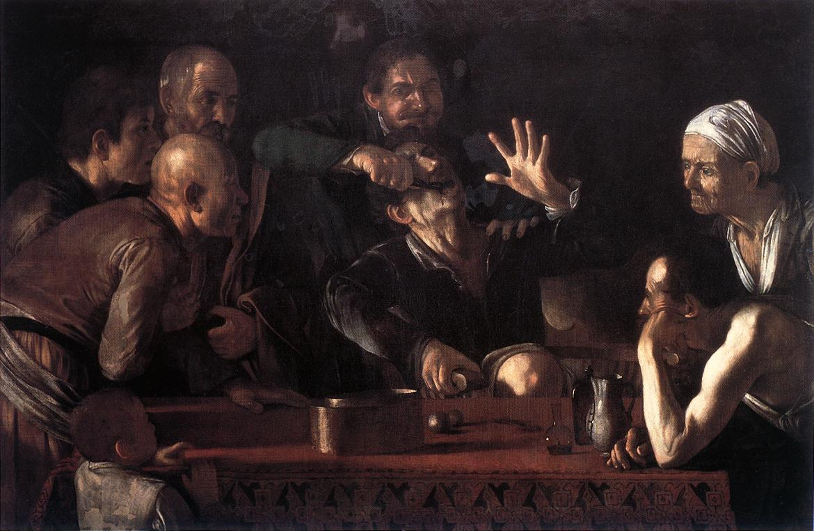 Paintings attributed to Caravaggio - Wikipedia