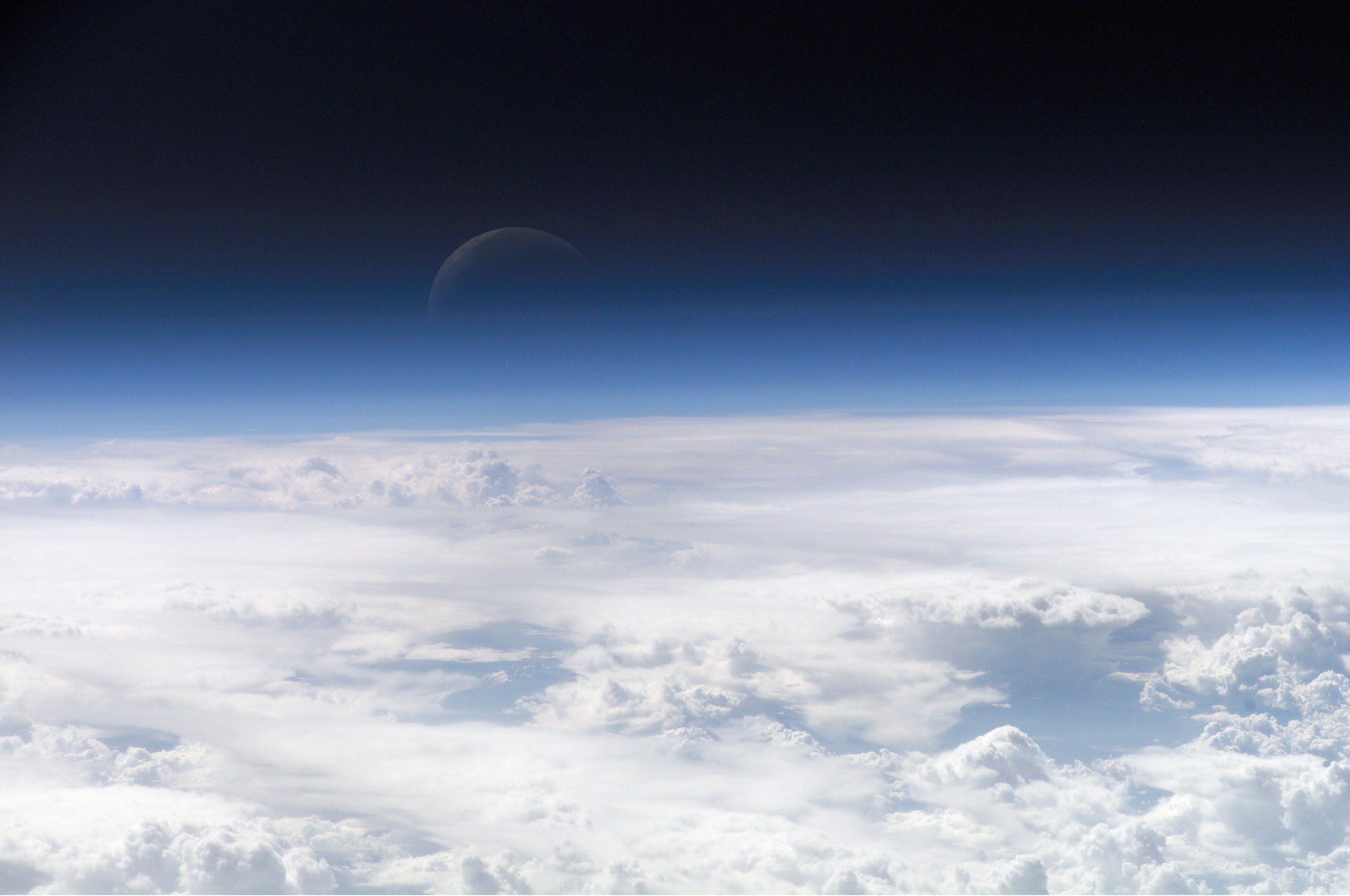 loading image for Earth's atmosphere