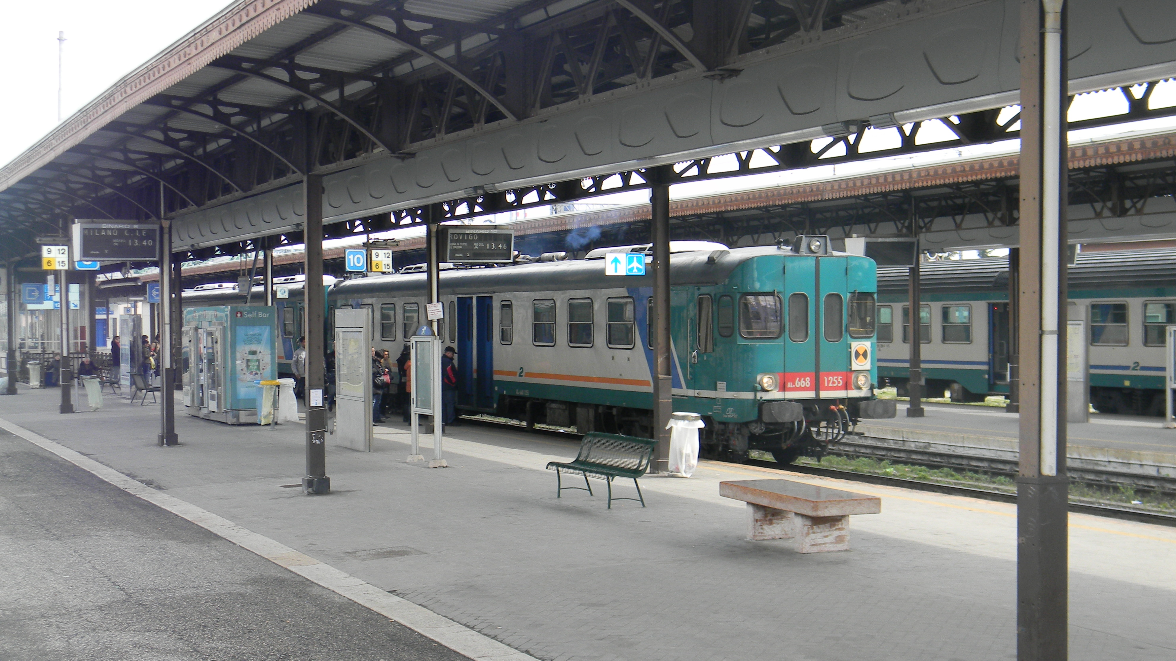 Treno Regionale Villa Literno Napoli Soppresso