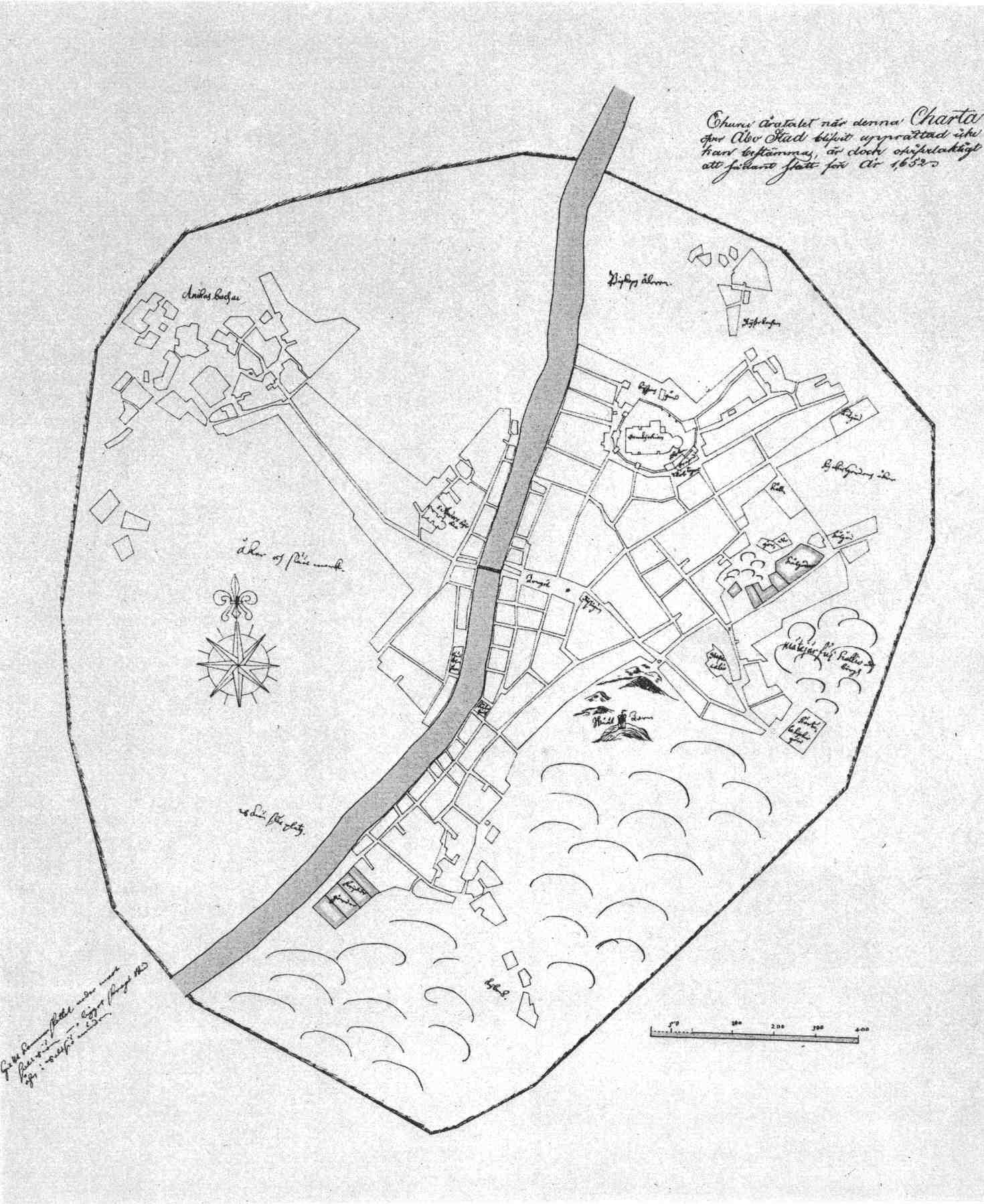 Tiedosto Turku Map 1634 Jpg Wikipedia