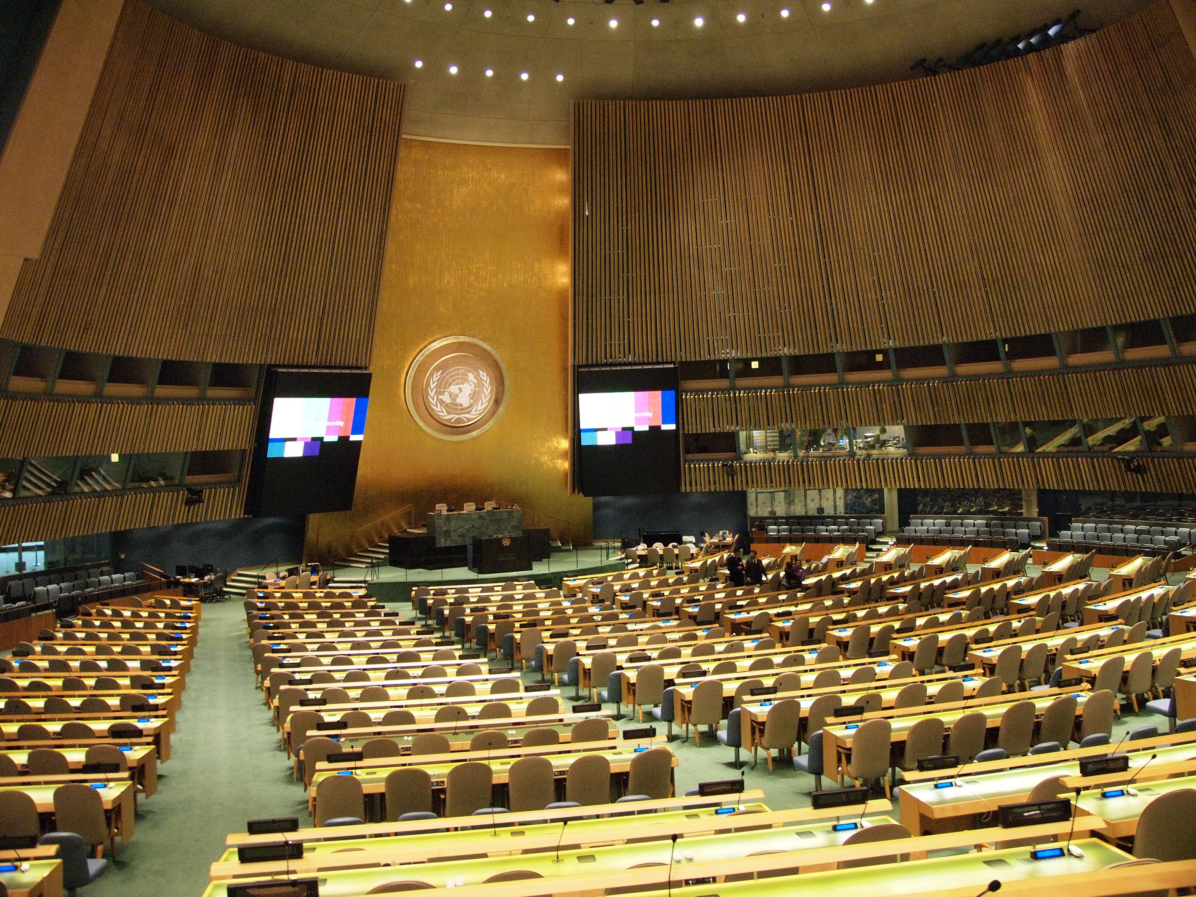USA stimmten bei UNO erstmals gegen israelkritische Golan-Resolution