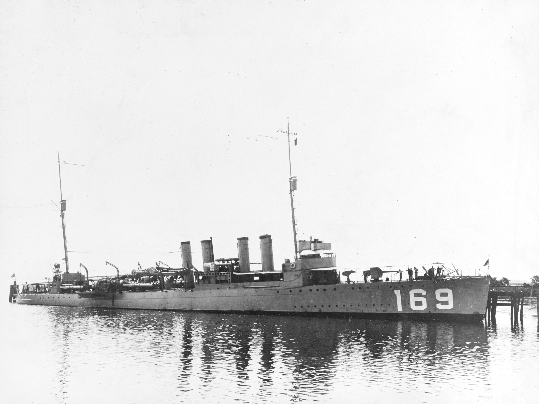 USS Foote (DD-169)